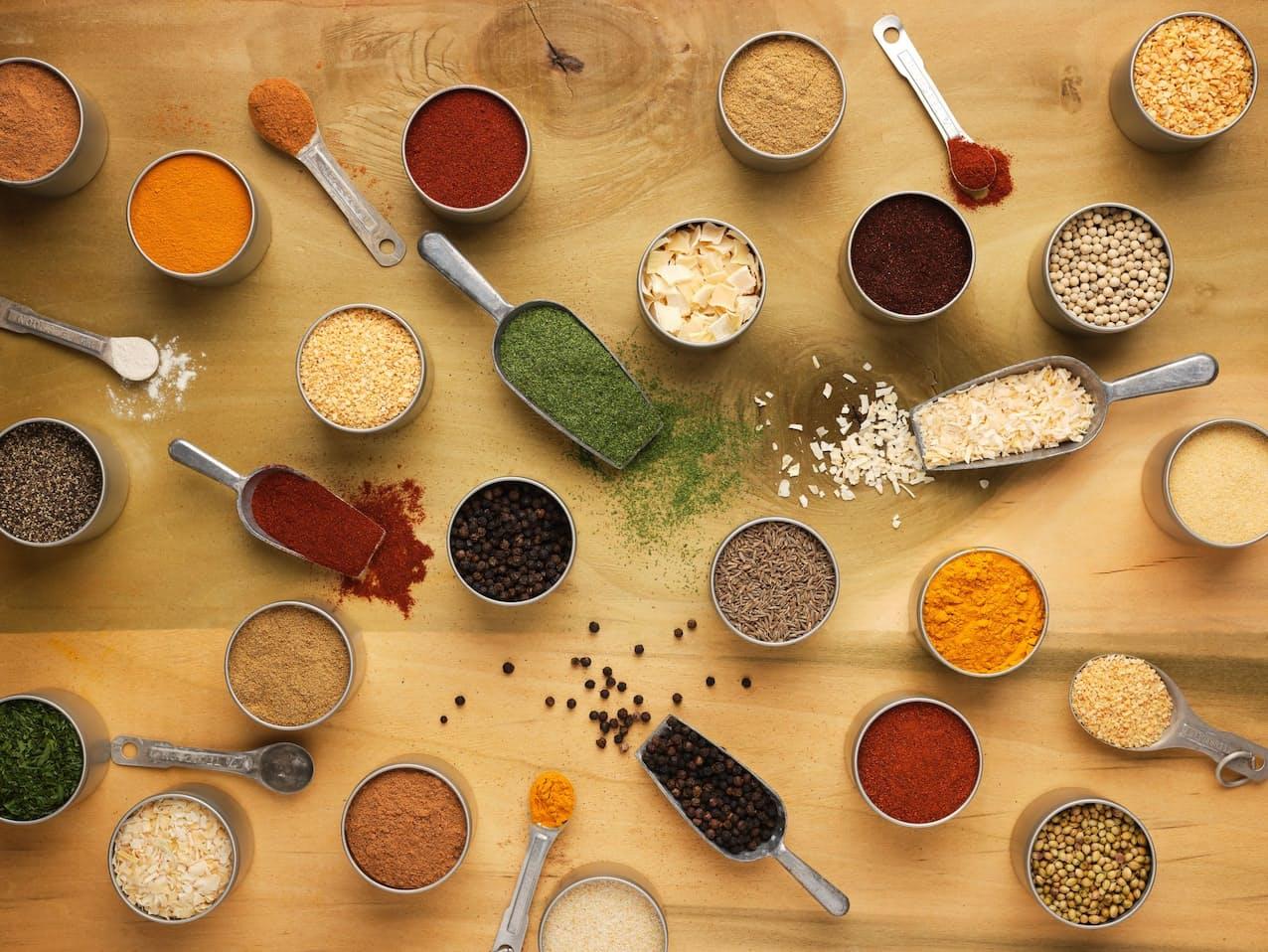 オラム・インターナショナルは買収によって、コロナ下でも需要が増える香辛料ビジネスを強化する=会社提供