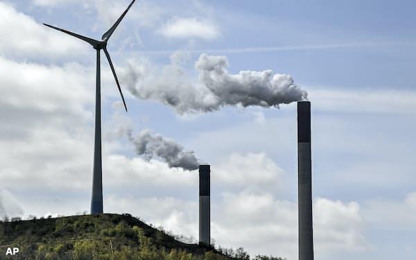再生可能エネルギーの技術を持つ企業に注目が集まる=AP