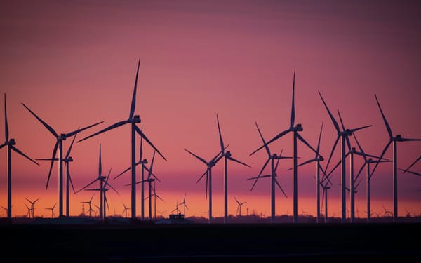 ドイツ連邦憲法裁判所は温暖化ガス削減へさらに厳格な措置を求めた=AP