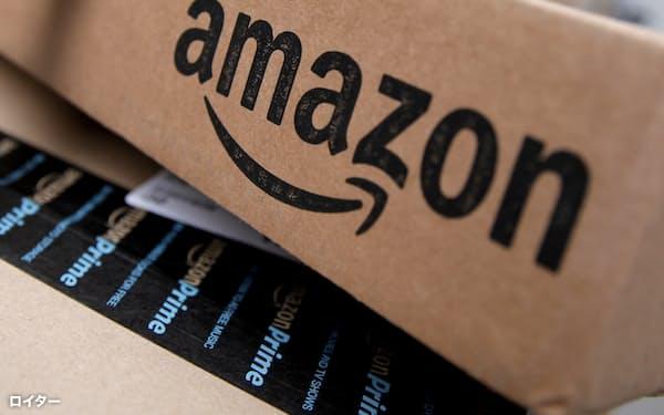 アマゾンが発表した21年1~3月期決算は4四半期連続で増収増益となった=ロイター