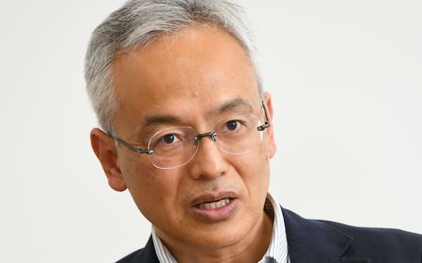 中村泰信・理化学研究所量子コンピュータ研究センター長