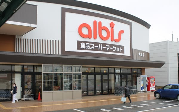 アルビスは新型コロナの感染拡大を受けて中期経営計画を見直した