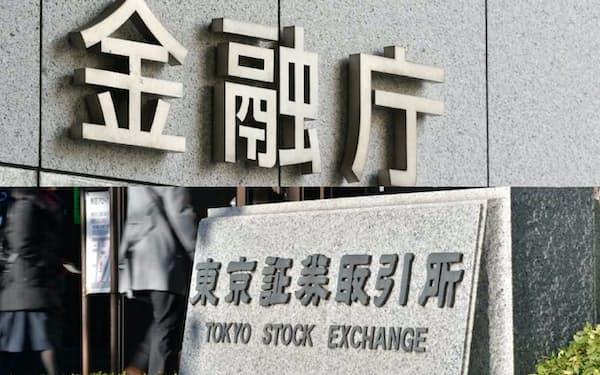 金融庁と東京証券取引所は企業に指針を通じて自発的な対応を促す