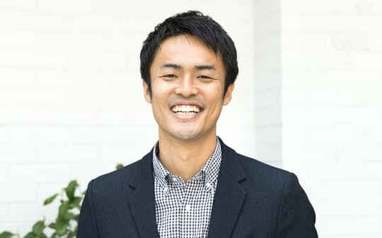 NPO法人クロスフィールズ共同創業者・代表理事 小沼大地さん
