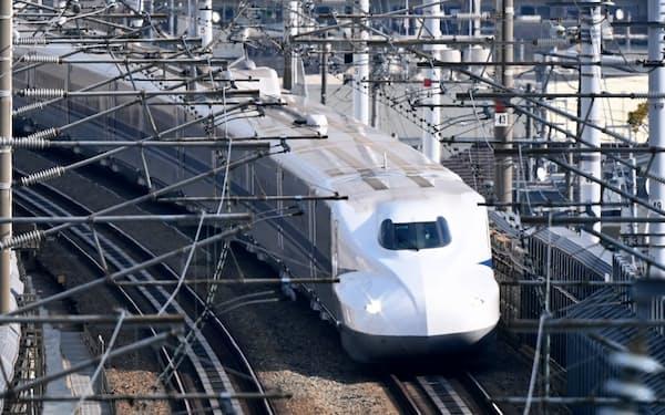 出張や旅行の自粛で鉄道需要は低迷した
