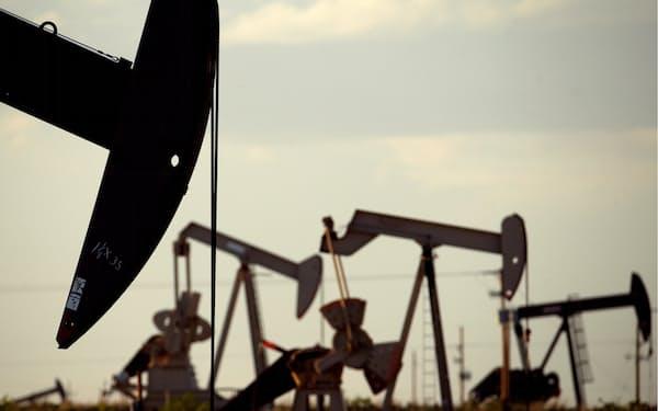 米南部のパーミアン鉱区で石油開発が続く=AP