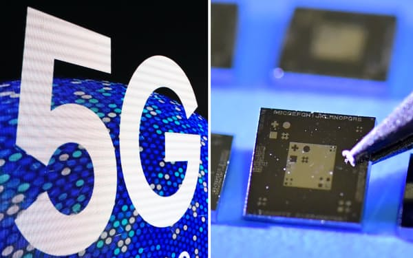 5Gや半導体、通信・IT、原子力などを担う主要企業が対象になる