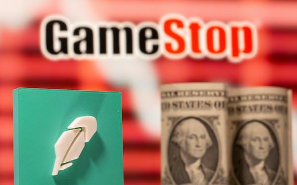 ゲームストップ騒動で個人による売買が急増した=ロイター