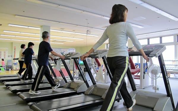 介護が不要な暮らしは高齢者の望みでもある(見附市の健康運動教室)