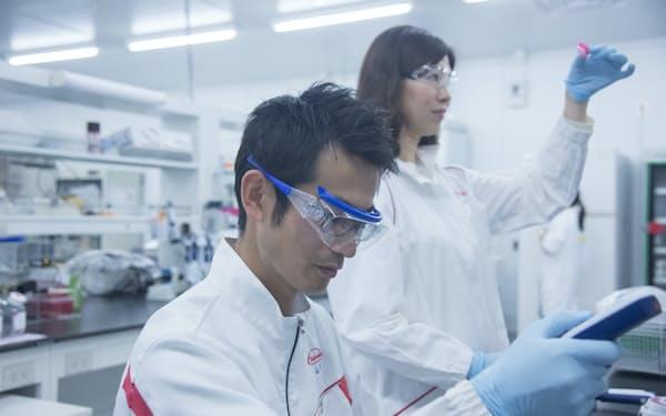 武田はボストンや湘南で研究を進める