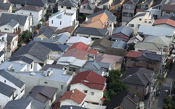 住宅は相続で分け方が難しい資産の一つとされる
