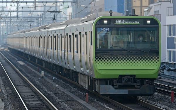 JR東は山手線など7路線で減便しているが、7日から通常ダイヤに戻す