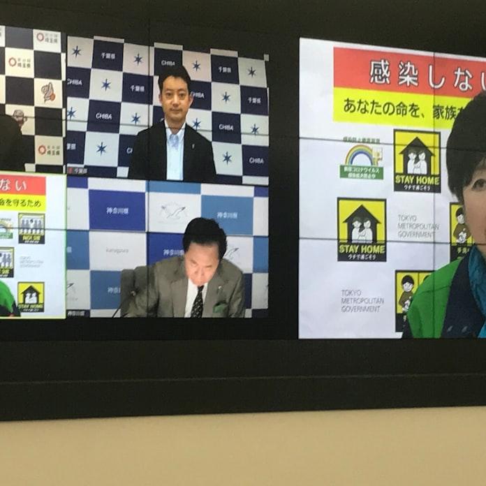 知事 頭 おかしい 石川 県 自粛の都民へ石川県知事が観光PR 批判受けても持論