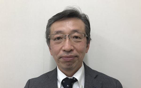 名古屋外国語大学キャリアサポートセンター部長 浅野昌章氏