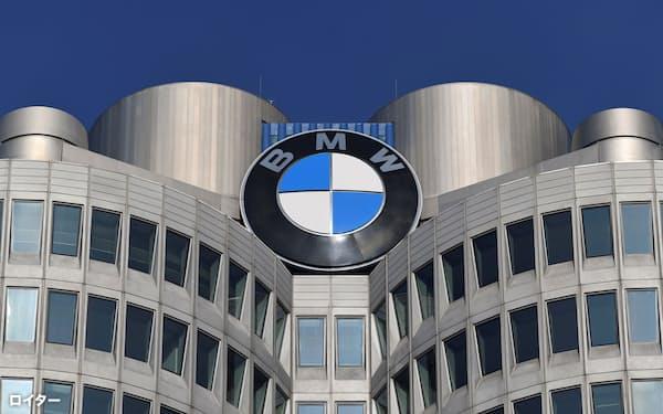 BMWは業績急回復も先行きには慎重な見方を維持する=ロイター