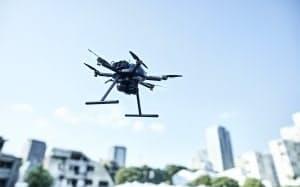 自律制御システム研究所がエアロダインジャパンと連携し、マレーシアで飛行させる機体のイメージ