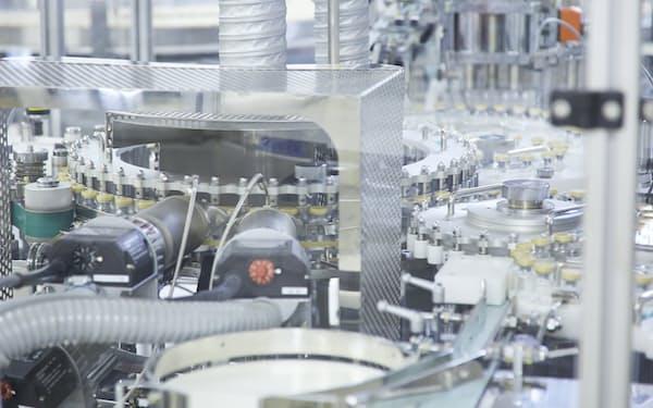 武田薬品工業は光工場(山口県光市)で米ノババックスの新型コロナワクチンを生産する予定だ