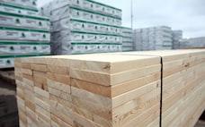米木材高騰、1年で6倍の衝撃