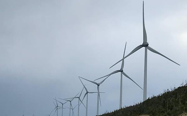 レノバは、千葉県いすみ市沖で最大45万キロワットの洋上風力発電所の開発を目指す