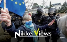 米欧対ロシア、外交官の追放合戦 非合法活動で相互不信