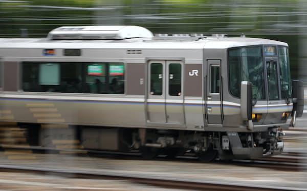 JR西日本の電車