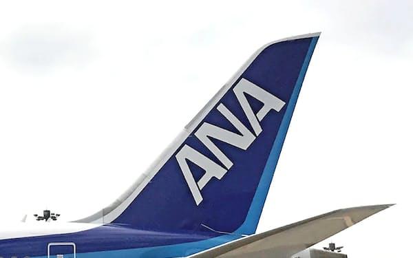 緊急事態宣言が東京などを対象に出ており、航空需要は減少している