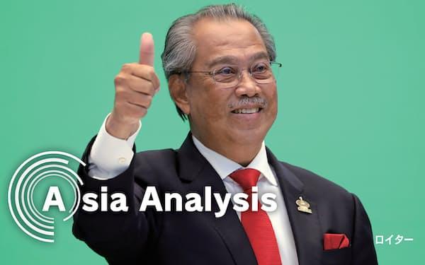 マレーシアのムヒディン首相は高速鉄道の計画変更にシンガポールの同意を取り付けられなかった=ロイター