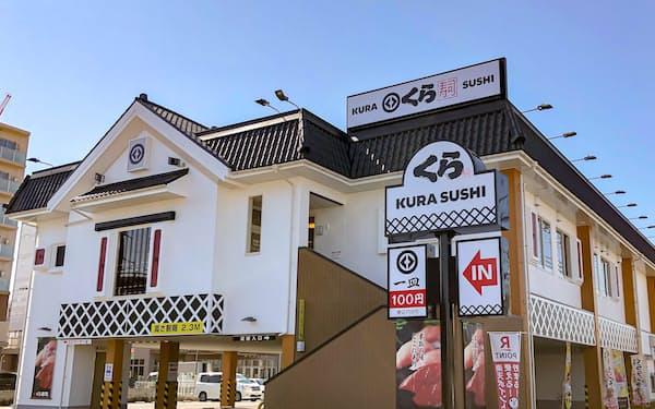 くら寿司は北海道1号店をラソラ札幌内に開店する
