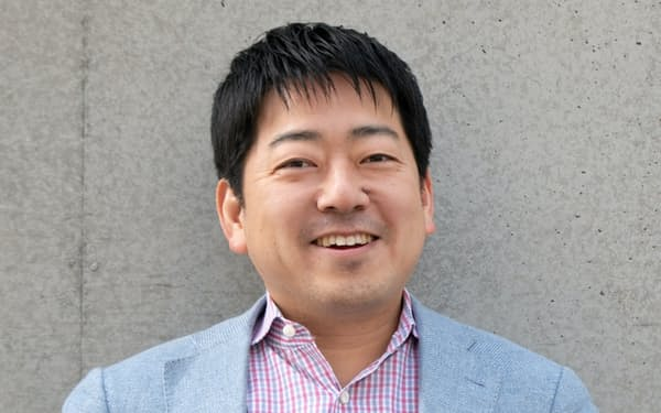 アルムの坂野哲平社長