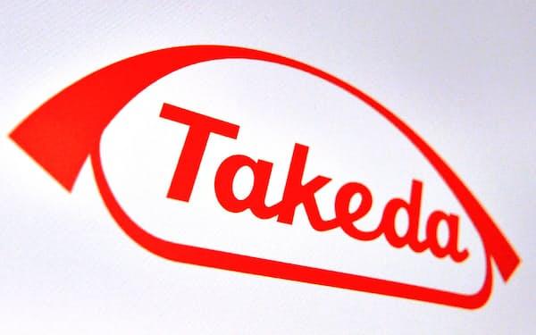 武田薬品工業のロゴ