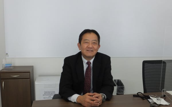 KOKUSAI ELECTRICの金井史幸社長