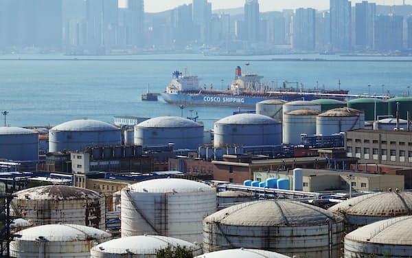 資源価格の上昇が中国の卸売物価に波及している=ロイター