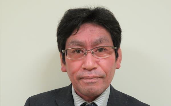 岡山理科大学キャリア支援センター長の笠展幸氏