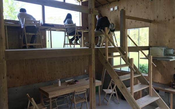 千葉県市原市は空き家を改装し、企業移転の相談などに応じる専用窓口を開設した