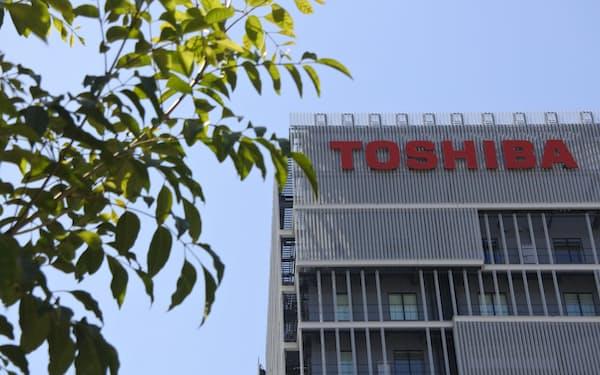 東芝は20年7月の定時株主総会の運営を巡って一部株主から疑義を呈されている