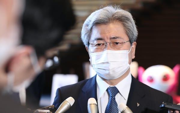 日本医師会の中川俊男会長