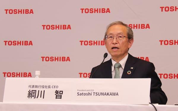 綱川社長は株主との対話を重視する方針を示している