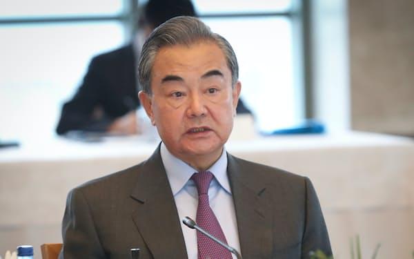 中国の王毅(ワン・イー)国務委員兼外相(3月撮影)=AP