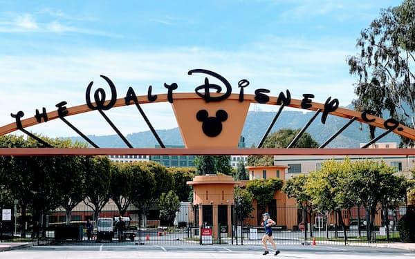 米ディズニーの本社