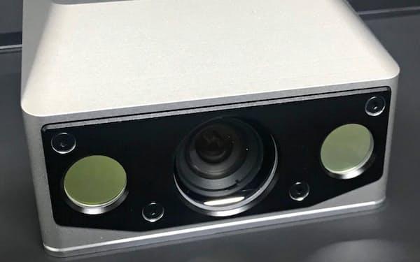 YOODSの3Dカメラ「YCAM3D」