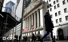 株価急落、物価上昇に「過剰反応」 債券市場は静観