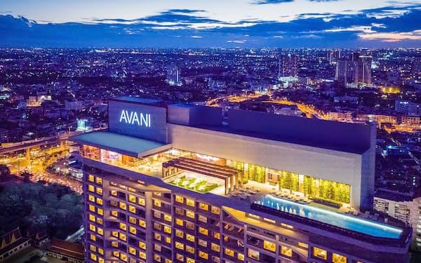 タイのマイナー・インターナショナルが展開するホテル