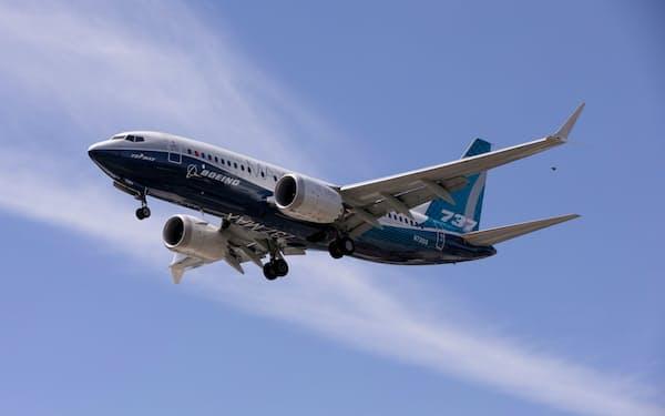 ボーイングは「737MAX」の出荷を再開する=ロイター