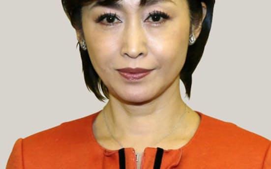 三原じゅん子厚労副大臣=共同