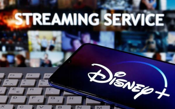 動画配信サービスの会員数の伸びは鈍化した=ロイター
