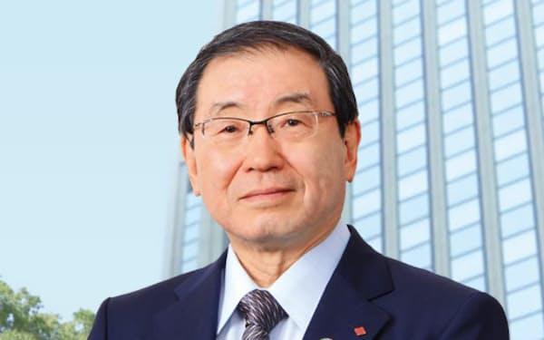 経団連会長に就く住友化学の十倉雅和会長