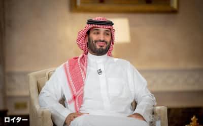 サウジアラビアのムハンマド皇太子は改革に突き進んできたが・・・(ロイター)
