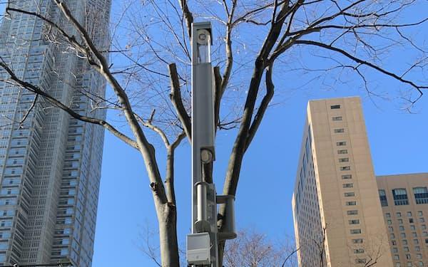 JTOWERは屋内外で携帯通信各社が共同で使える通信設備を展開する