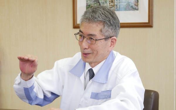 谷川社長は「地域や業界に特化した電源装置が今後求められる」と話す。