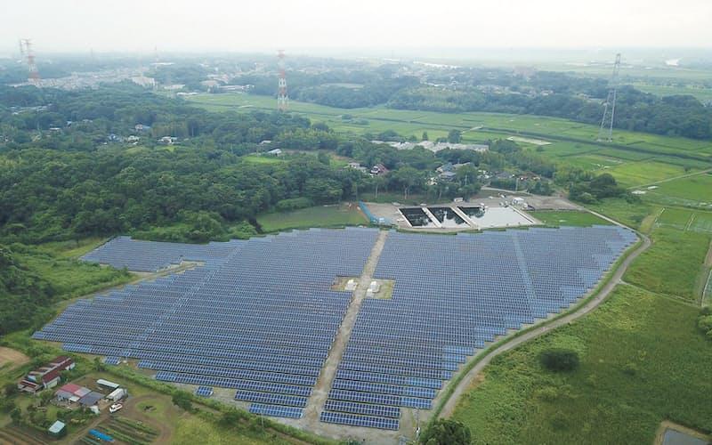 発電所が遠隔地であれば規模も大きくしやすい